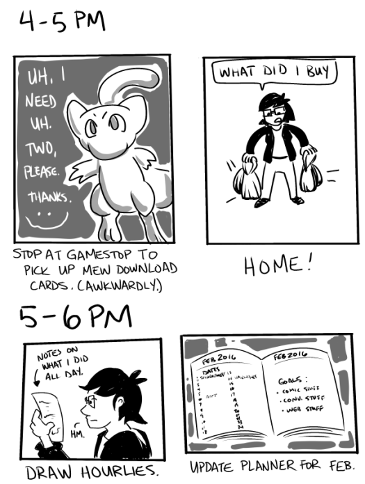 Hourly Comic Day 2016 - 7