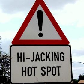 RC 83: hijack