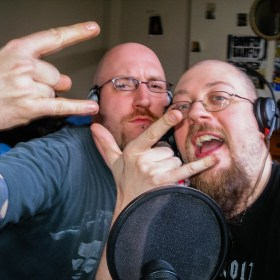 RC 112: Ghey Metal Show - Scott and Tim!