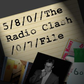 RC 132: The Radio Clash File 0243-344-5664