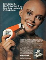 Chemo people need hairdryers too! V-GER!