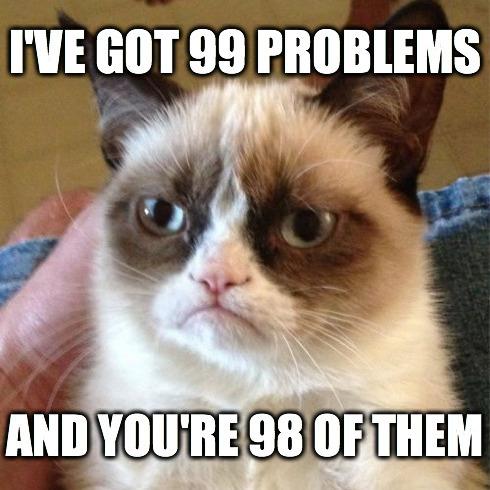99 hardcore problems