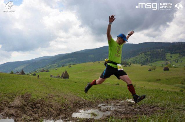 Salt la Maraton Apuseni 2016