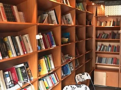 bibliobus la Radio Cluj