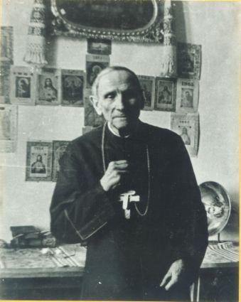 cardinal Iuliu Hossu