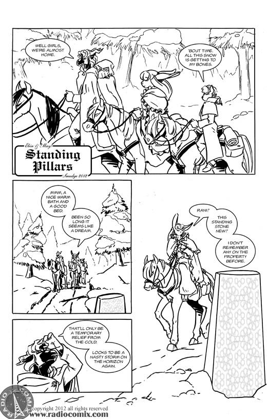 Standing Pillars pg.01
