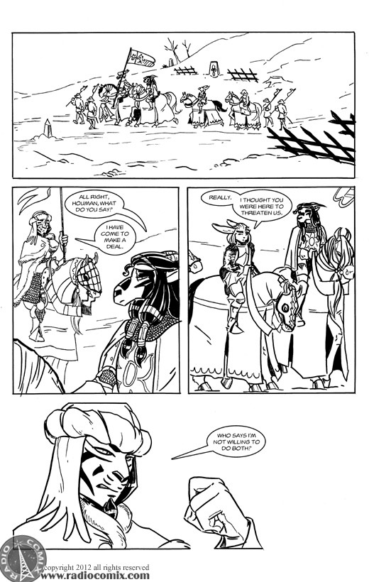 The First Shot pg.02