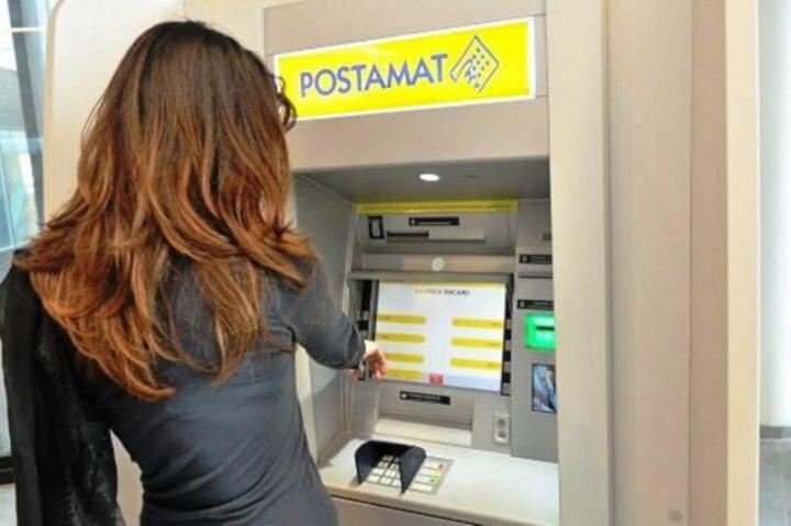 Covid-19: Possibile registrazione anche attraverso gli sportelli automatici di Poste Italiane