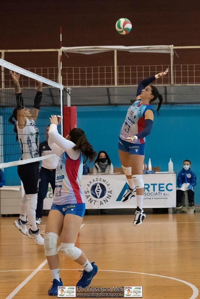 La Seap Della Cardillo Aragona prepara il doppio confronto con la Farmacia Schultze Amando Volley Santa Teresa di Riva.