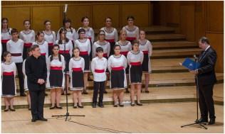 01. Corul de Copii Radio - Concert de Craciun - Foto. Alexandru Dolea