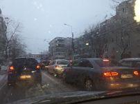 iarna trafic constanta