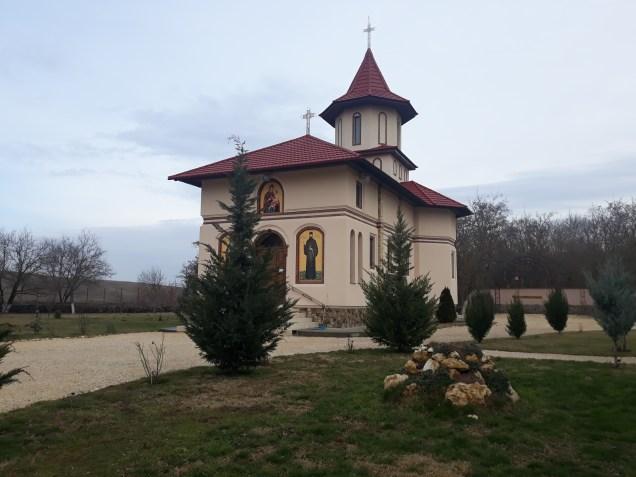 Mânăstirea Sf.Efrem cel Nou Gura Dobrogei