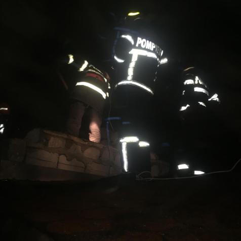 pompieri noaptea foto isu delta