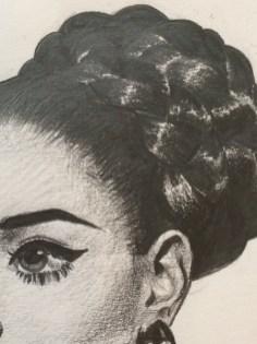 Lucrări donate de Teona Sîrbu, o artistă în vârstă de 14 ani din Constanţa