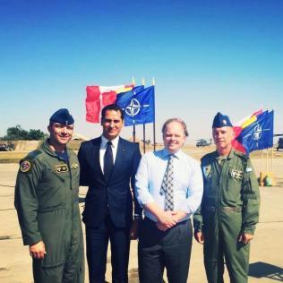 ceremonie de certificare NATO (2)