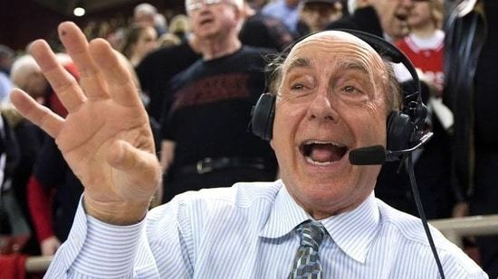 Dick Vitale Voice Impression