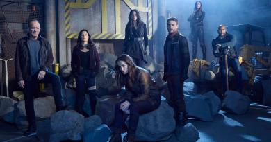 Agents of SHIELD - Podcast
