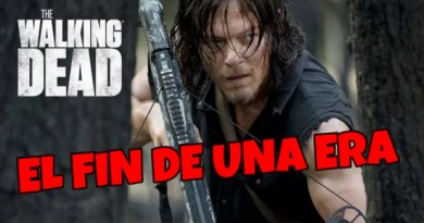 TWD EL FINAL DE UNA ERA
