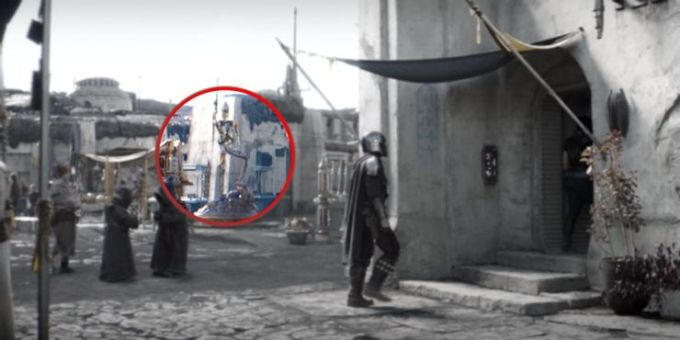 easter eggs referencias the siege