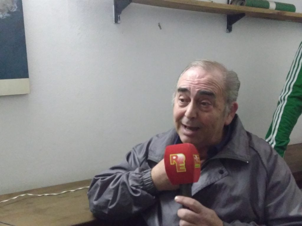 "Santeusanio: ""Estoy muy orgulloso de esta Comisión Directiva, me está deslumbrando"""