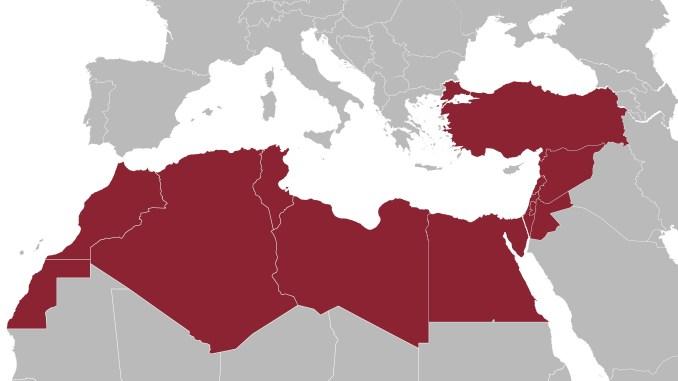 Cartina Europa E Medio Oriente.Europa E Medio Oriente Al Centro Della Geopolitica Rde