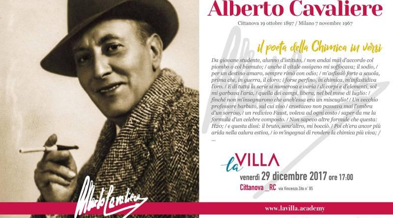 LA Villa celebra i 50 della morte di Alberto Cavaliere 1