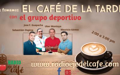 El Café de la Tarde 30  de julio  del 2021