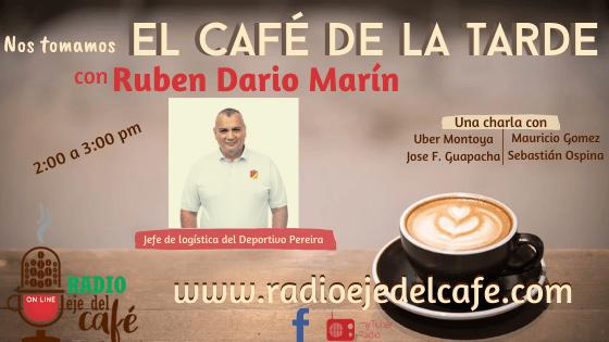 El café de la tarde: 28 Mayo 2020