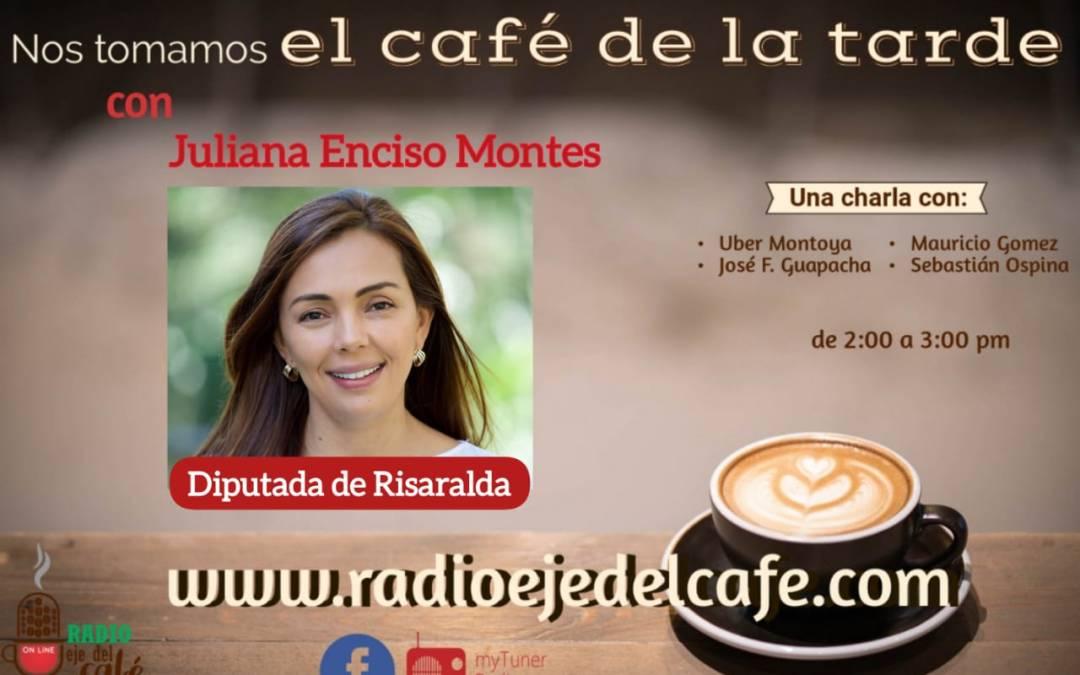 El café de la tarde: 17 Junio 2020