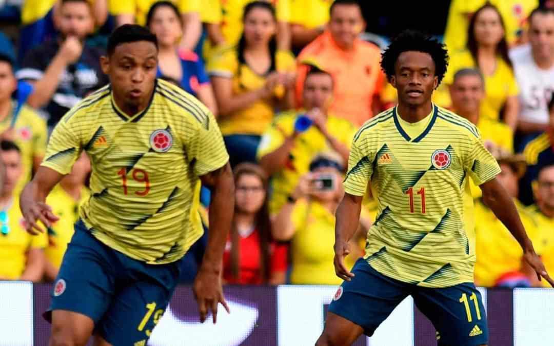 Selección Colombia: Estos son los 24 elegidos por Carlos Queiroz