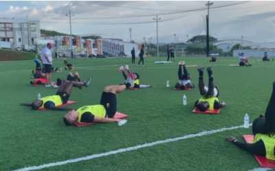 Deportivo Pereira  intensifica  trabajos de cara al inicio de la Liga Betplay