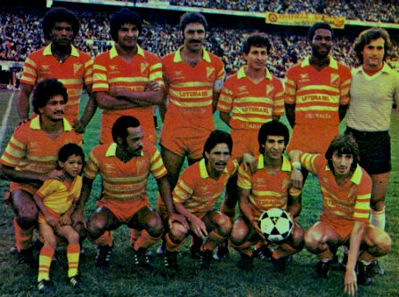 Deportivo Pereira, 77 años de historia