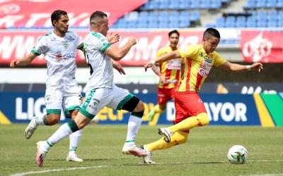 Análisis táctico ¿Cuál es el verdadero Deportivo Pereira?
