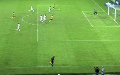 Mostrando buen fútbol ante el Medellín, Deportivo Pereira gana y se resiste a descender