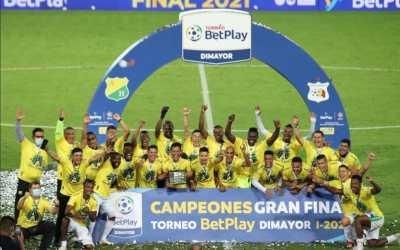 En el fútbol colombino de la alegría al sufrimiento