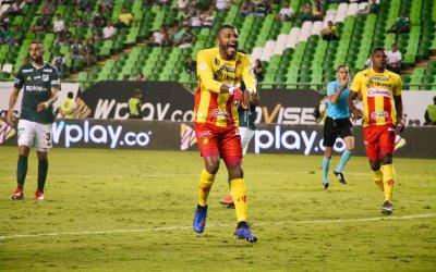 Deportivo Pereira reaccionó pero no le alcanzó