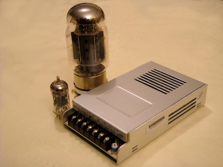 Heating Block 6 3 V 10 A Regulated For Amp Tubes Al Radioelec Electronics Components