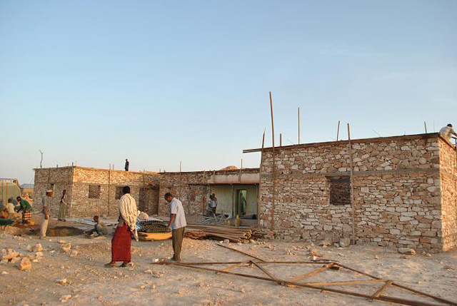 Former Somali herders commute from city casual jobs to support families left in rural areas