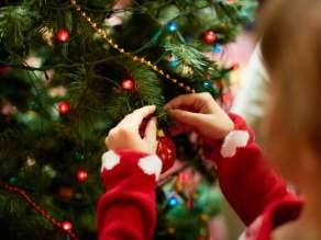 χριστουγεννα λάβαρα