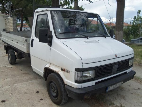 Σύλληψη στο Θούριο για μεταφορά μεταναστών σε κρύπτη καρότσας φορτηγού