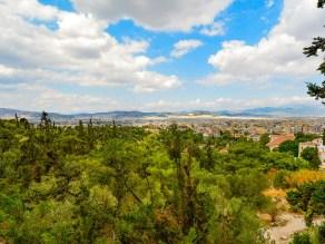 Αθήνα ατμόσφαιρα