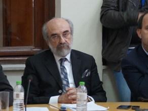 Ευάγγελος Λαμπάκης - Δήμαρχος Αλεξανδρούπολης