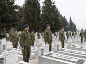 Στρατιωτικό Νεκροταφείο Φερών