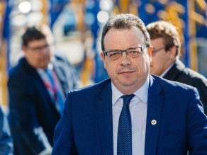 Σωκράτης Φάμελλος - Αναπληρωτής Υπουργός Περιβάλλοντος και Ενέργειας