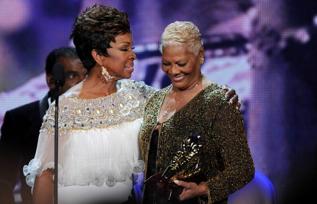 Soul Train Awards Honor Dionne Warwick and More