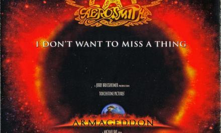 Gli Aerosmith con il brano I Don't Want to Miss a Thing,oggi nel '98 raggiungevano il primo posto.