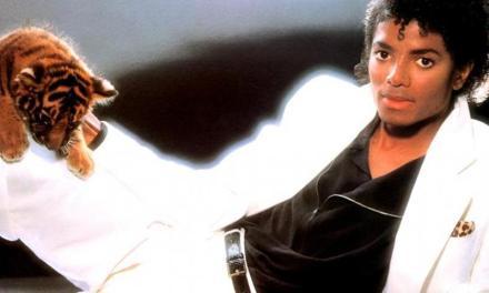 Thriller di Michael Jackson rimane il disco più venduto di sempre.