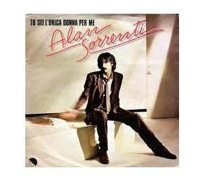 Alan Sorrenti, tu sei l'unica donna per me.