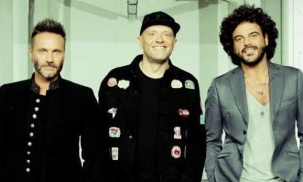da oggi in radio Max Pezzali, Nek e Francesco Renga.