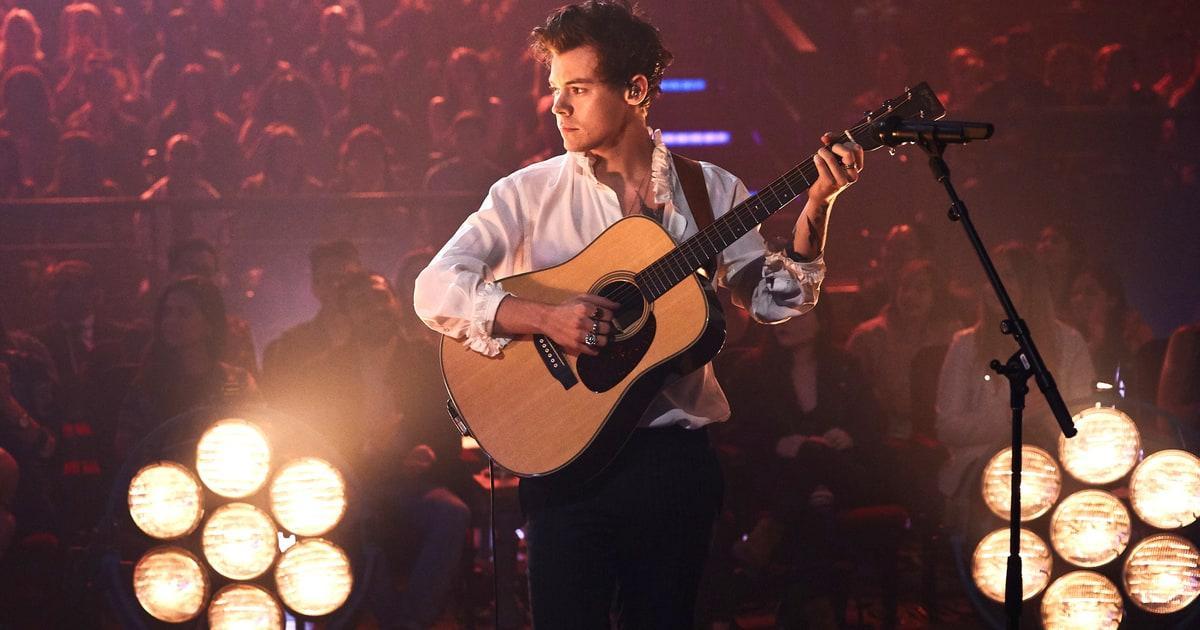 """""""Two Gost"""" il nuovo singolo di Harry Styles"""